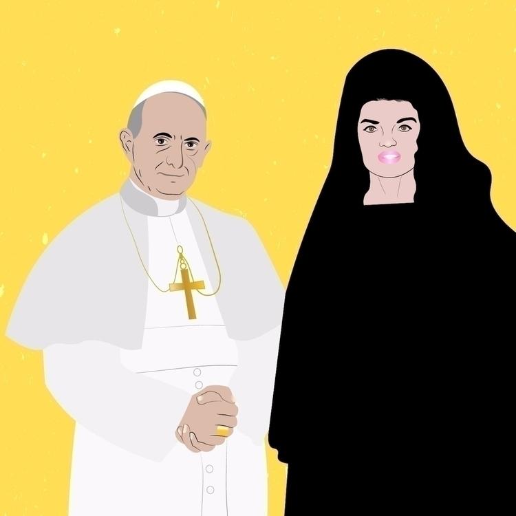 Pope Jackie sandromartini.com l - sandromartini   ello