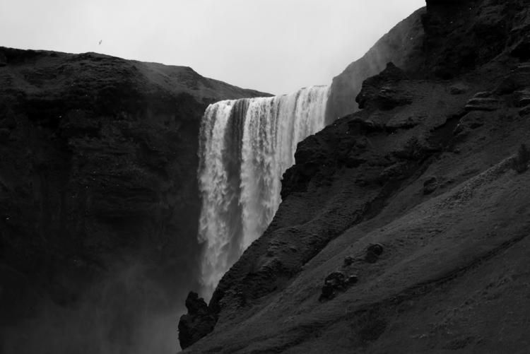 Skógafoss - Iceland, Adventure, Falls - benroffelsen | ello