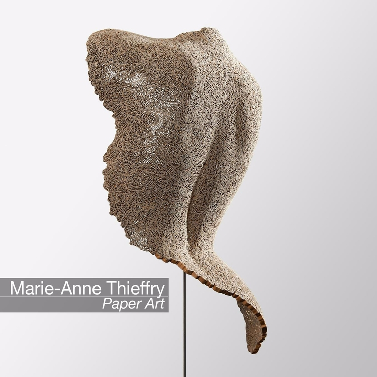 Discover Paper Art Marie-Anne T - velvetandpurple | ello