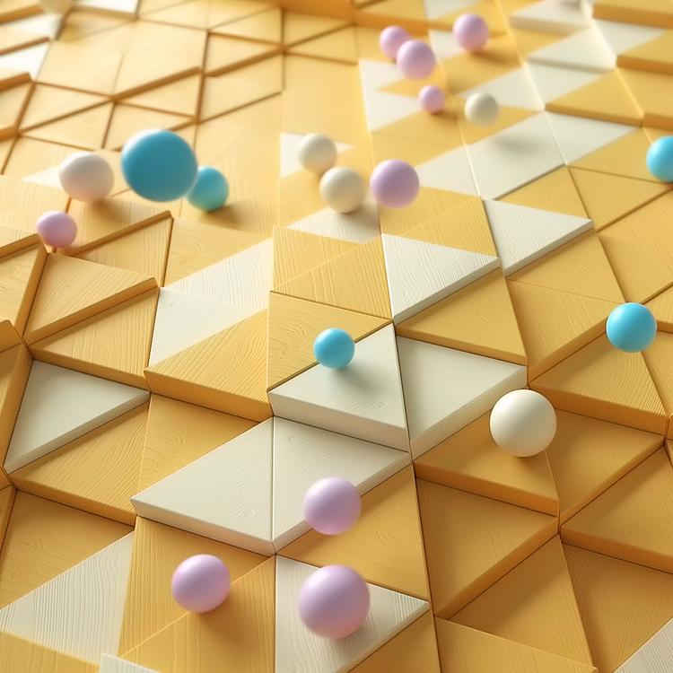 triangles, spheres, geometry - dimashishkov   ello
