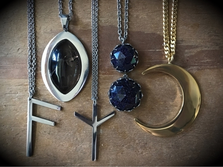Today Tomorrow Promo code SaleO - evil_pawn_jewelry   ello
