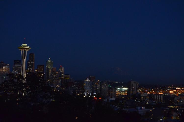 Seattle Skyline - amateur, photography - bekah_h | ello