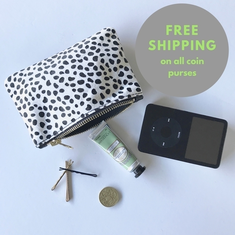 Yep FREE SHIPPING coin purses.  - mocked | ello