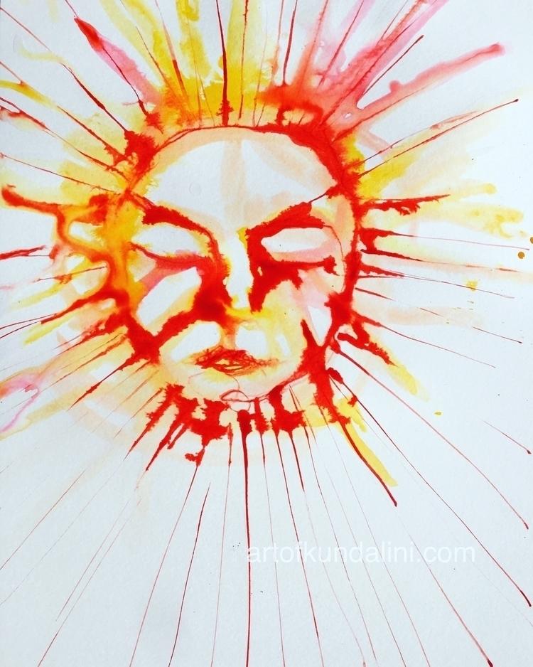 sunshine happy skies grey dear  - arnabaartz | ello