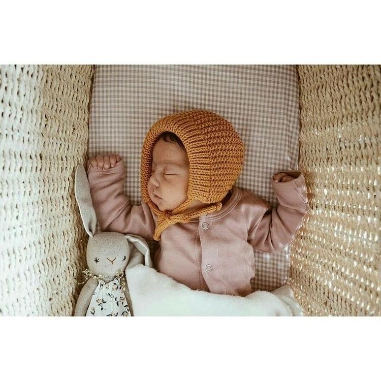 blyton bonnet. hand knitted sha - abbotsfordknits | ello