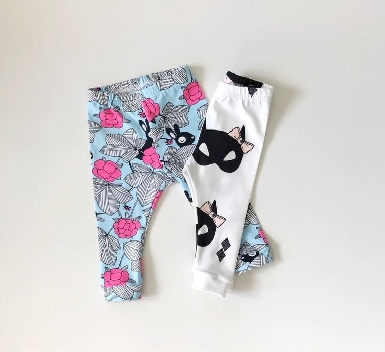Sweet leggings sweet girls - babyfashion - littleboubba | ello