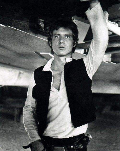 Happy Birthday, Harrison Ford - HanSolo - veronicamarie | ello