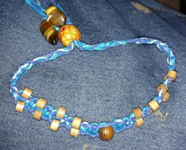 day leftover necklace hemp, tig - hempharmony | ello
