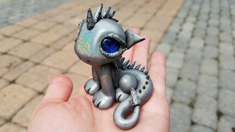 Pure Holo Dragon! favorite crea - mysunkissedstudio | ello