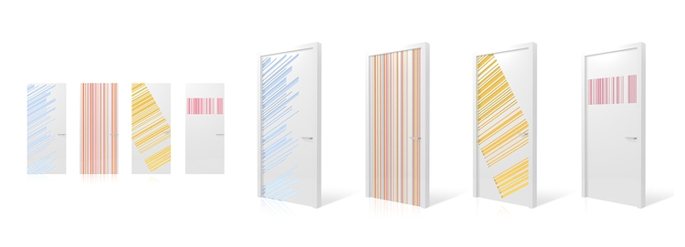 Graphik exterior door collectio - jamesowendesign | ello
