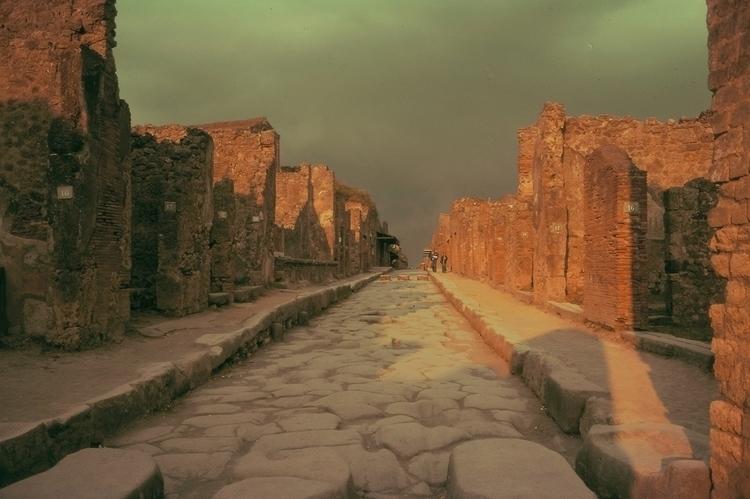 Rocky road Pompei - Italia#Pompei - seppovaahtera | ello