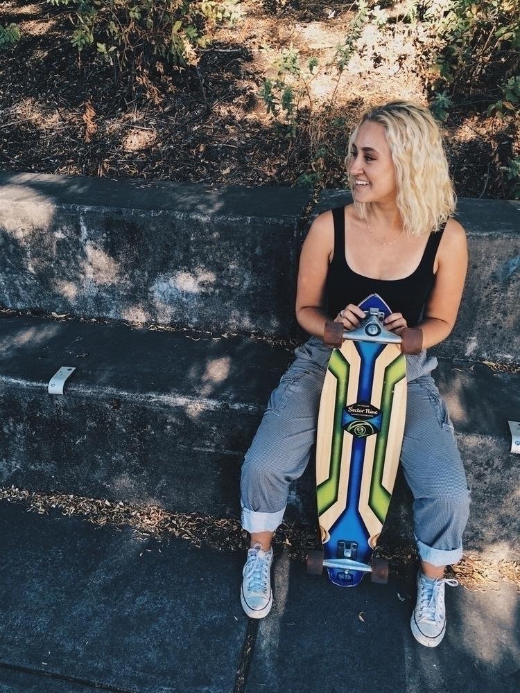 Skater Life - longboard, blonde - yanishen | ello