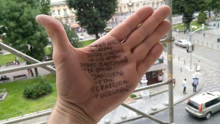 ukrainian---->danish vocabul - mentalhygiejne | ello