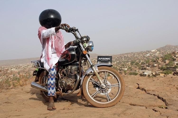 Aboubacar Traoré Allah (series - blackartmatters | ello