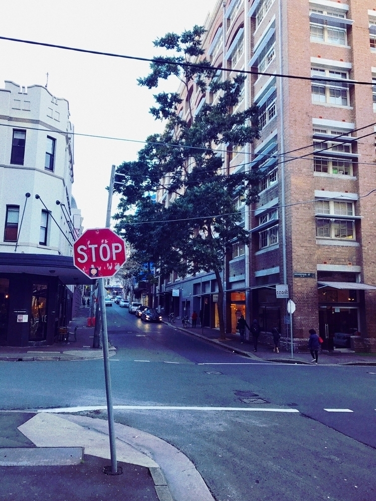 Making Surry Hills yesterday ca - carleyrose | ello