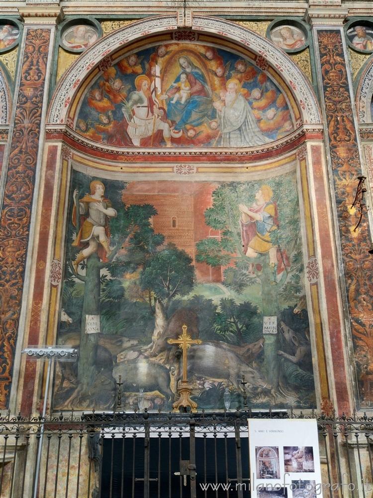 Meda (Milan, Italy): Chapel Sai - milanofotografo | ello