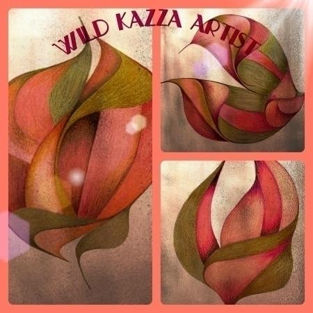 Blushing Galore Dream Mood Wild - wild-kazza | ello