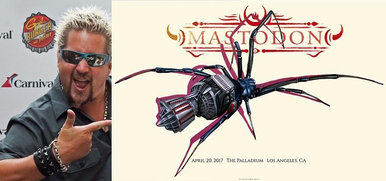 Hey GUYS, Mastodon posters left - bowenstuff | ello