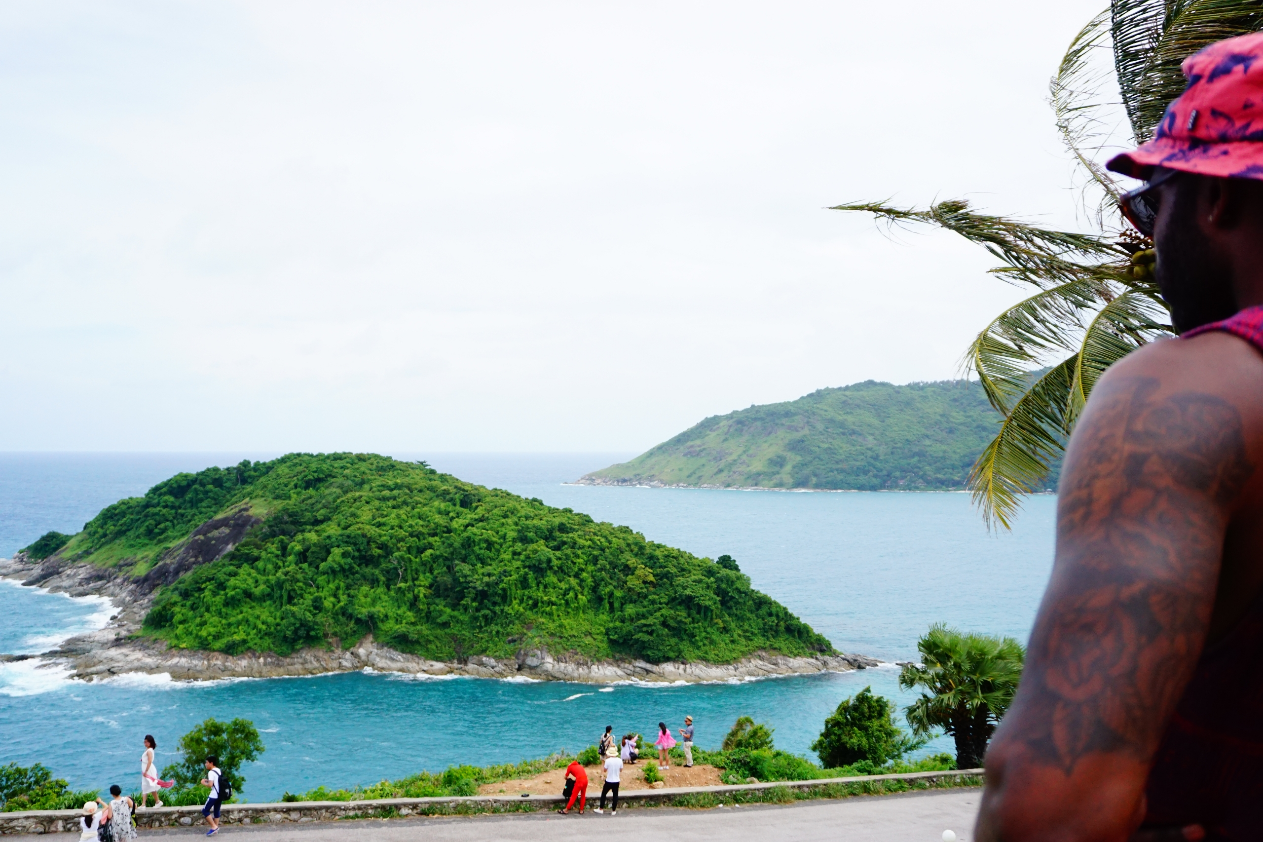 Phuket - desdenero   ello