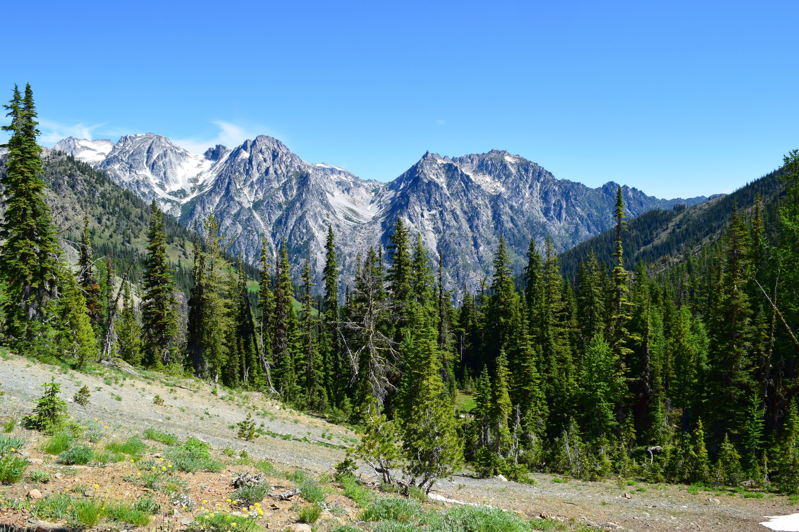 Mountains, Washington, Teanaway - cokes | ello