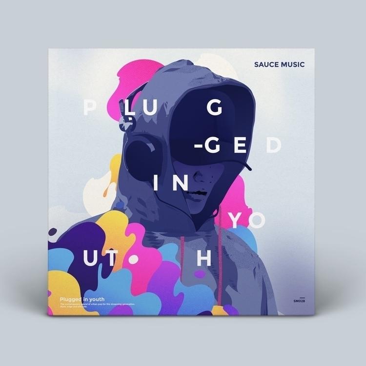 Cover artwork SauceMusic Plugge - bramvanhaeren | ello
