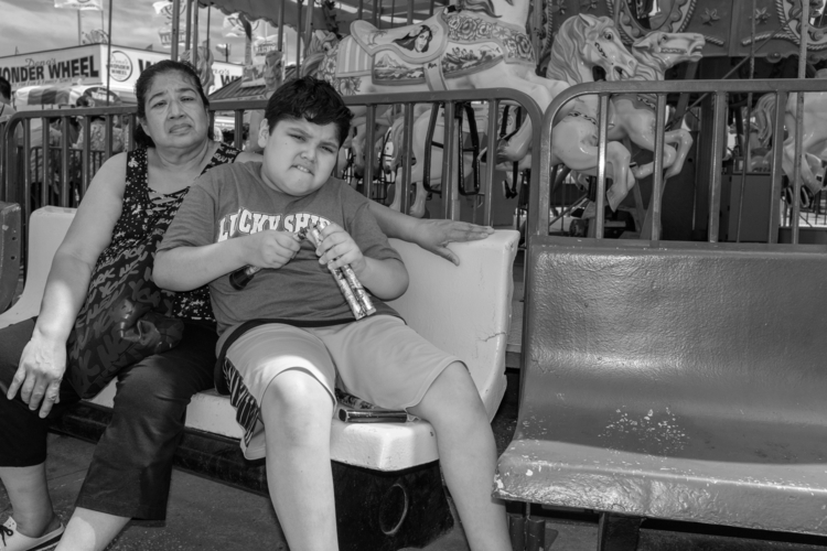 Sit Coney Island, NYC - giseleduprez | ello