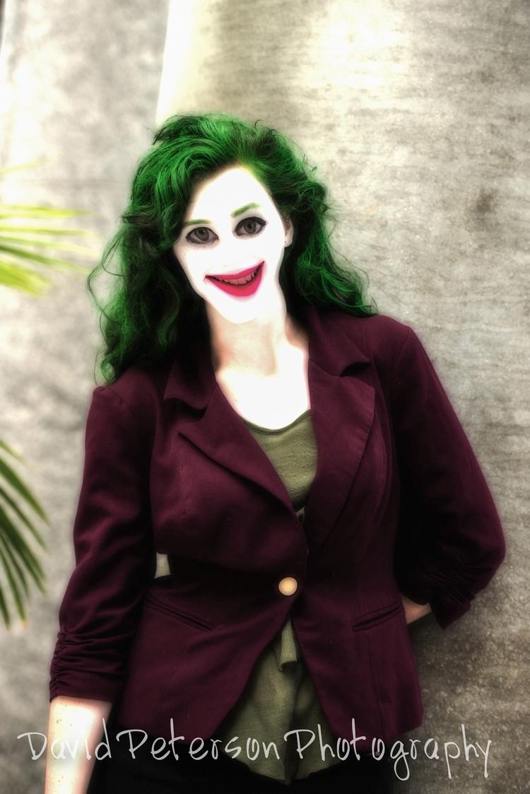 Joker. Raleigh SuperCon - joker, - davidapeterson   ello