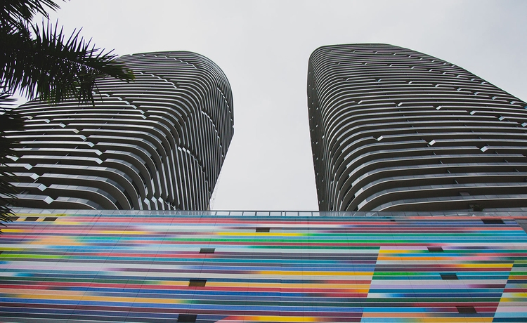 Brickell Heights Arquitectonica - elloarchitecture | ello