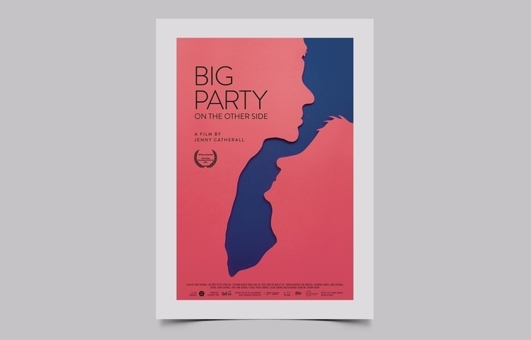 Big Party side Poster short fil - hellovasty | ello