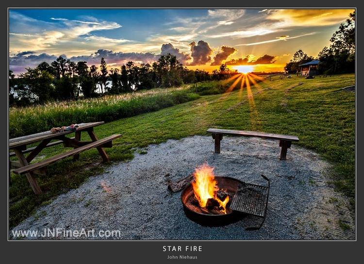 STAR FIRE. vacation - armadillo7   ello
