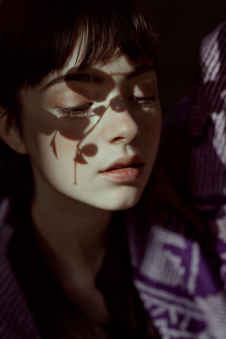 """Camouflage"" — Photographer:Ma - darkbeautymag | ello"