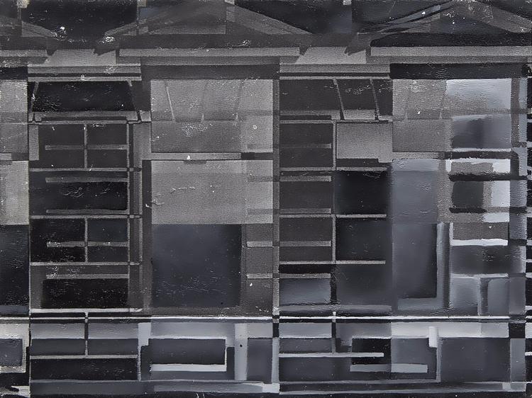 Painting Oil Cardboard - 40,, art - ralfhannes | ello