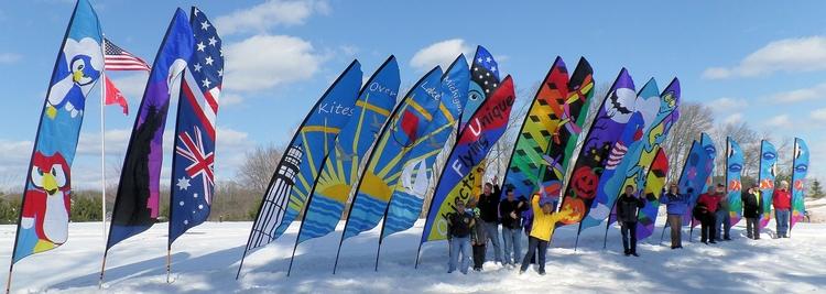 Wisconsin USA, 2015 fabric lead - kite54granny | ello