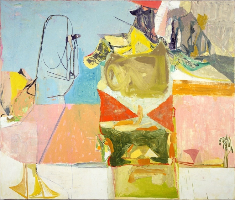 Amy Sillman - painting, design, contemporary - modernism_is_crap | ello