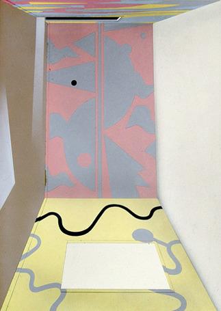 ALCHIMIA MILANO - design, painting - modernism_is_crap | ello