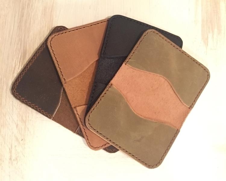 Breeze card wallet sale ready s - twinflameleatherco | ello