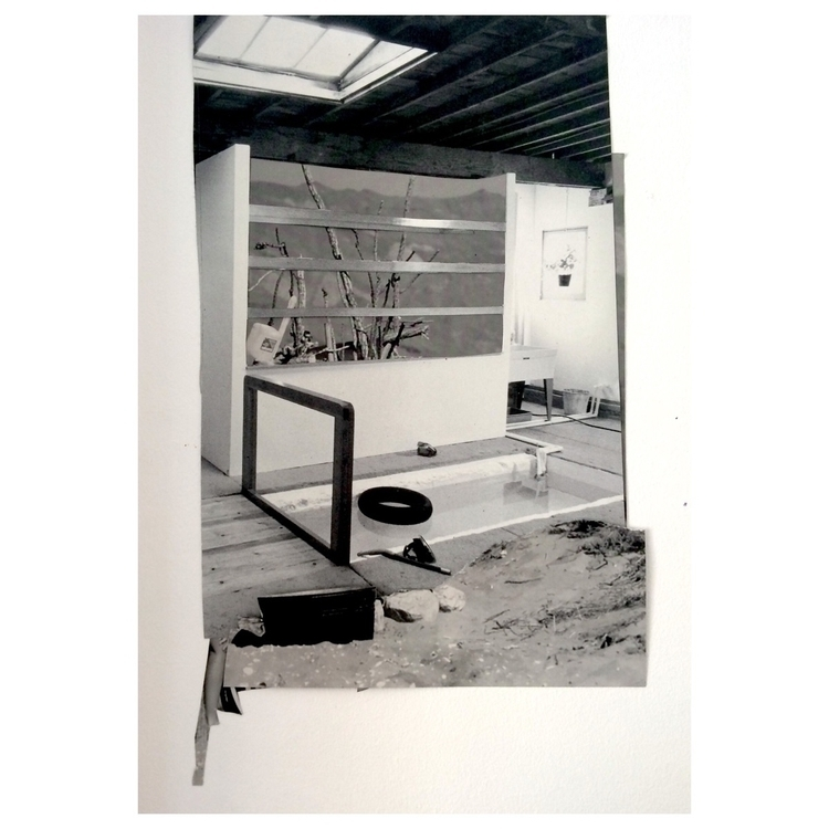 piece' concept: series collage  - ninacfraser | ello