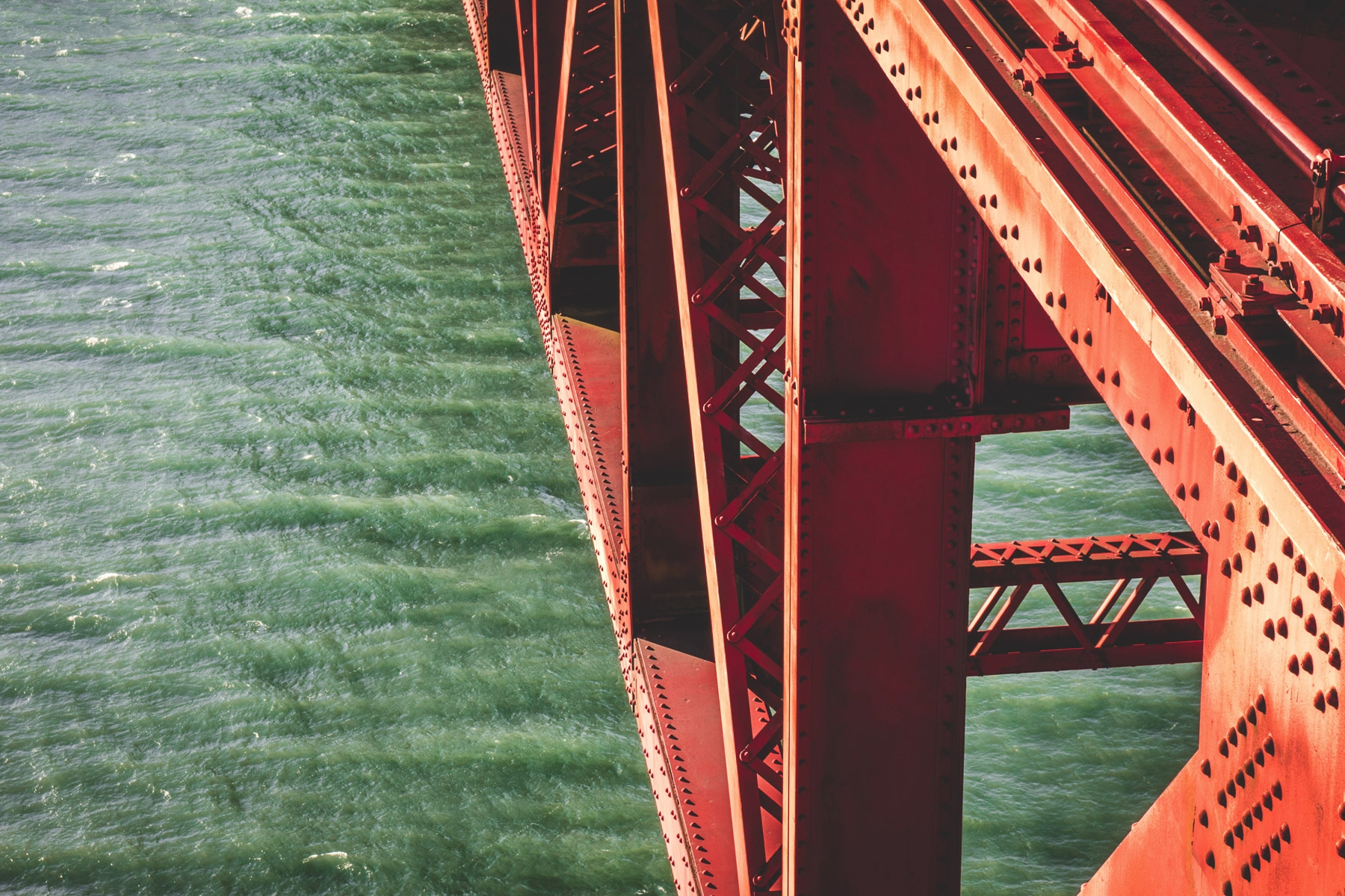 Orange Girders support structur - mattgharvey | ello