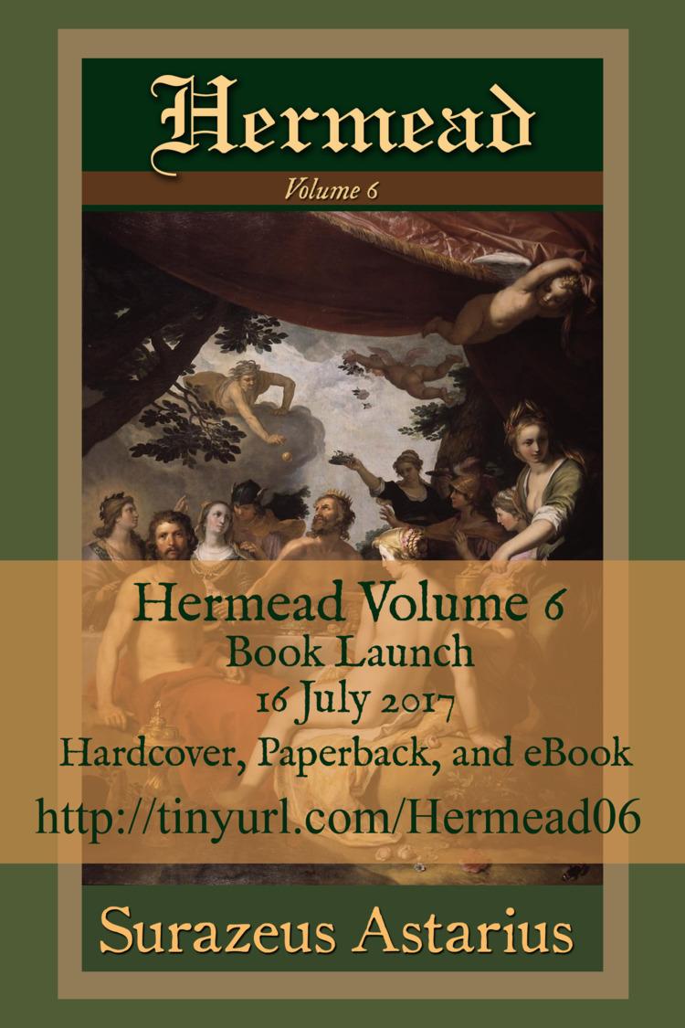 Hermead Volume 6 Book Launch 16 - surazeus | ello