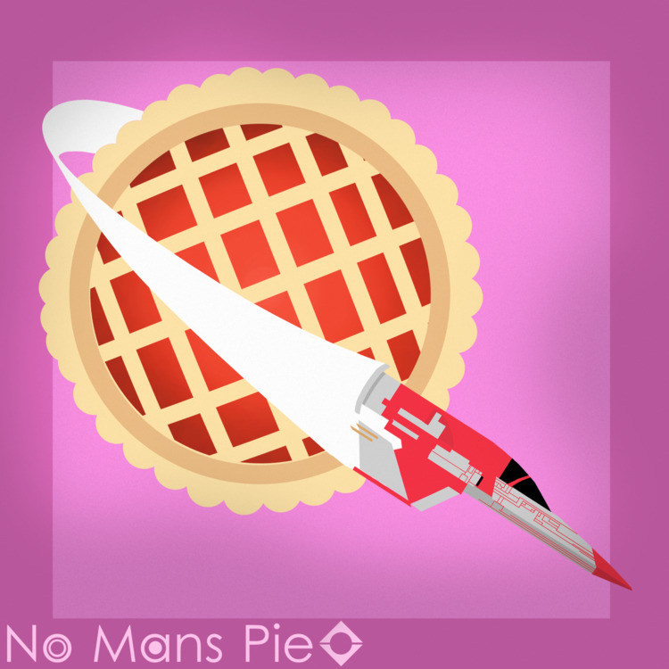Mans Pie - daily, nomanssky, graphicdesign - malcolmcrowther | ello