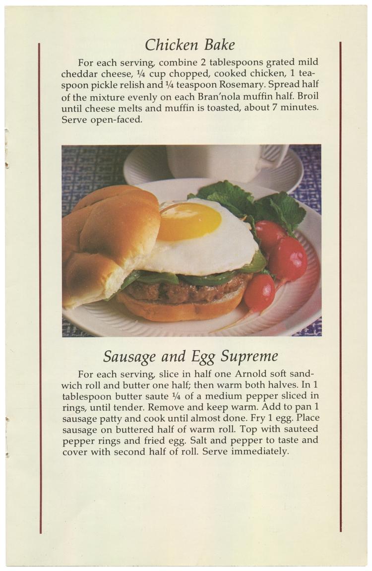 Sausage Egg Supreme Sandwich -  - eudaemonius | ello