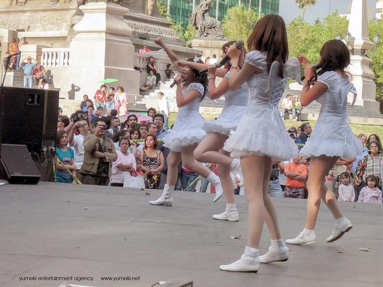 Yumeki Angels Live - yumeki | ello