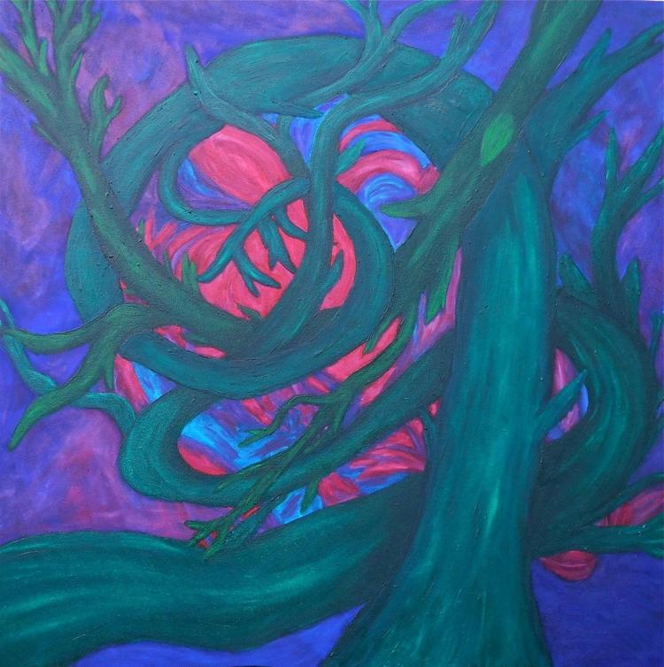 2016 30 oil canvas - lizbetho-s | ello