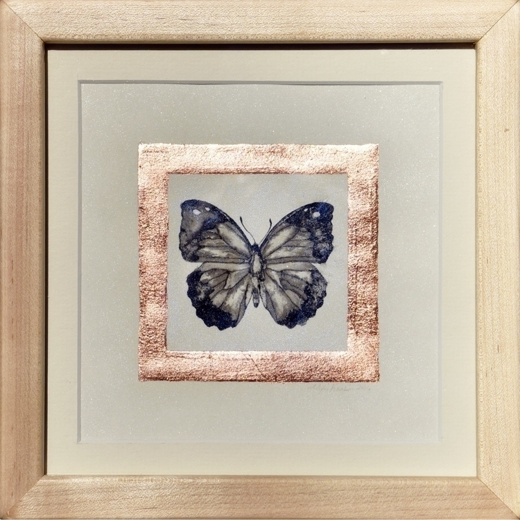 sold art fair weekend - butterfly - alexakarabin | ello