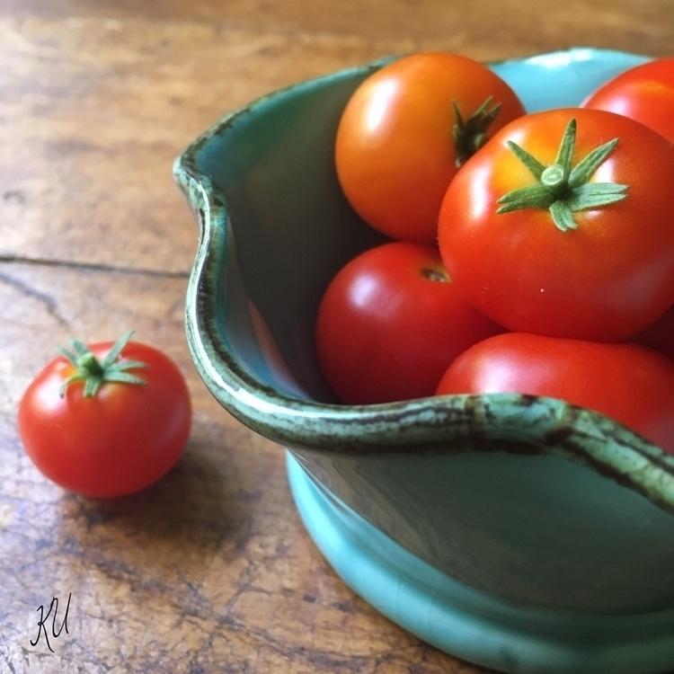 Picked - tomatoes - stampinbugkerry | ello