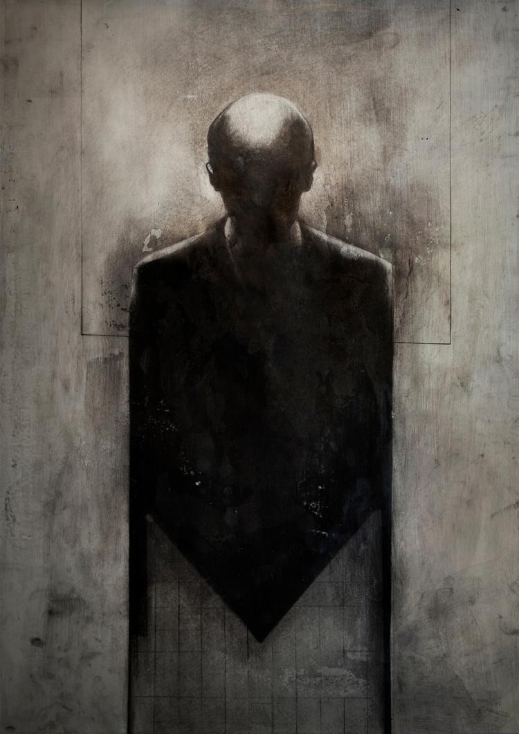 shadow, graphite, pigment, char - milosdjordjevic | ello