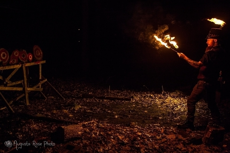 Zac Blades, Photo Augusta Rose - fireflycaravan | ello