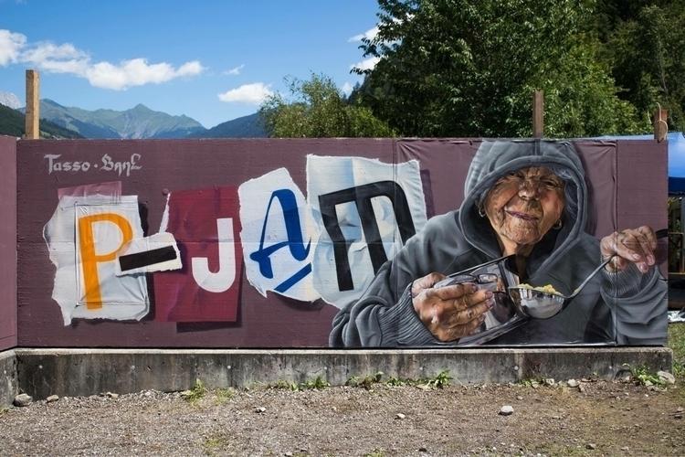 Artists: TASSO Fabian Bane Flor - streetartunitedstates | ello