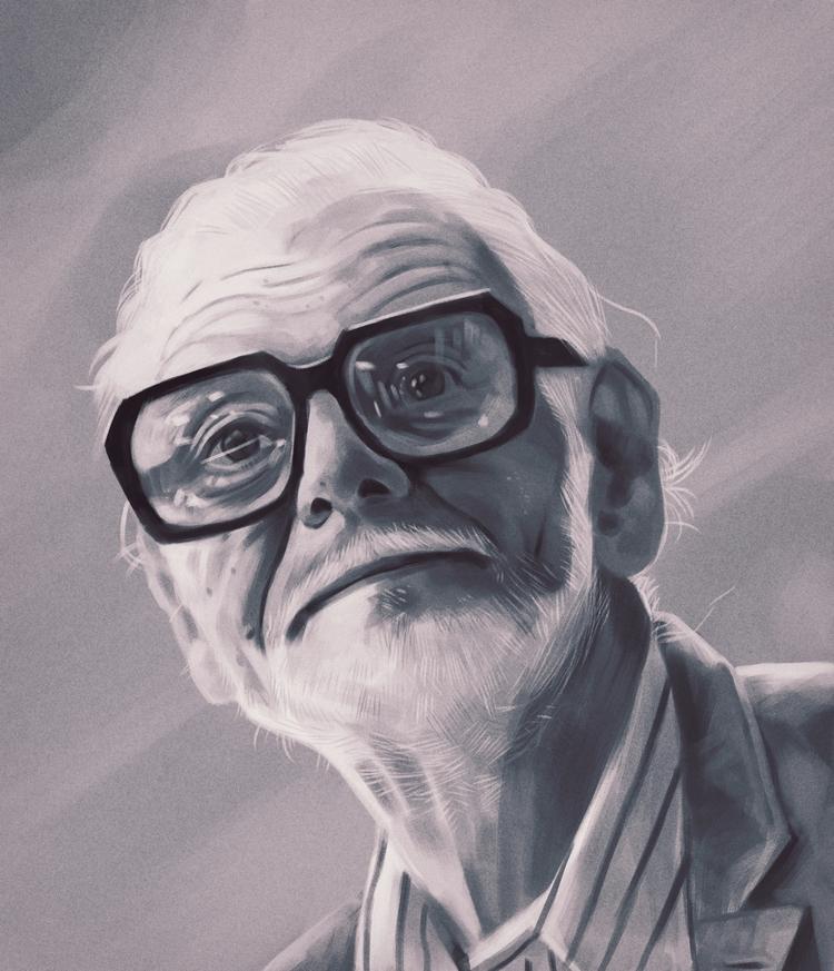 RIP George Romero / nightmarepa - mrbraintree | ello