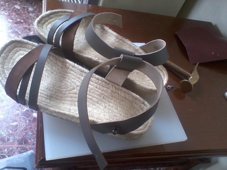 creation, Greys!!! leather rope - goodflow | ello